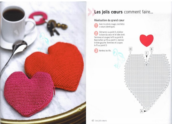 65 Accesorios De Crochet Revista