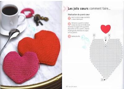 65 Accesorios de Crochet. Revista