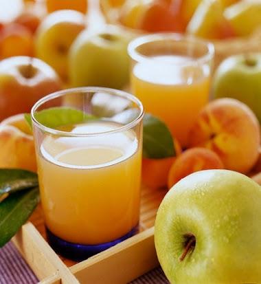 Apple Juice Cider Recipe