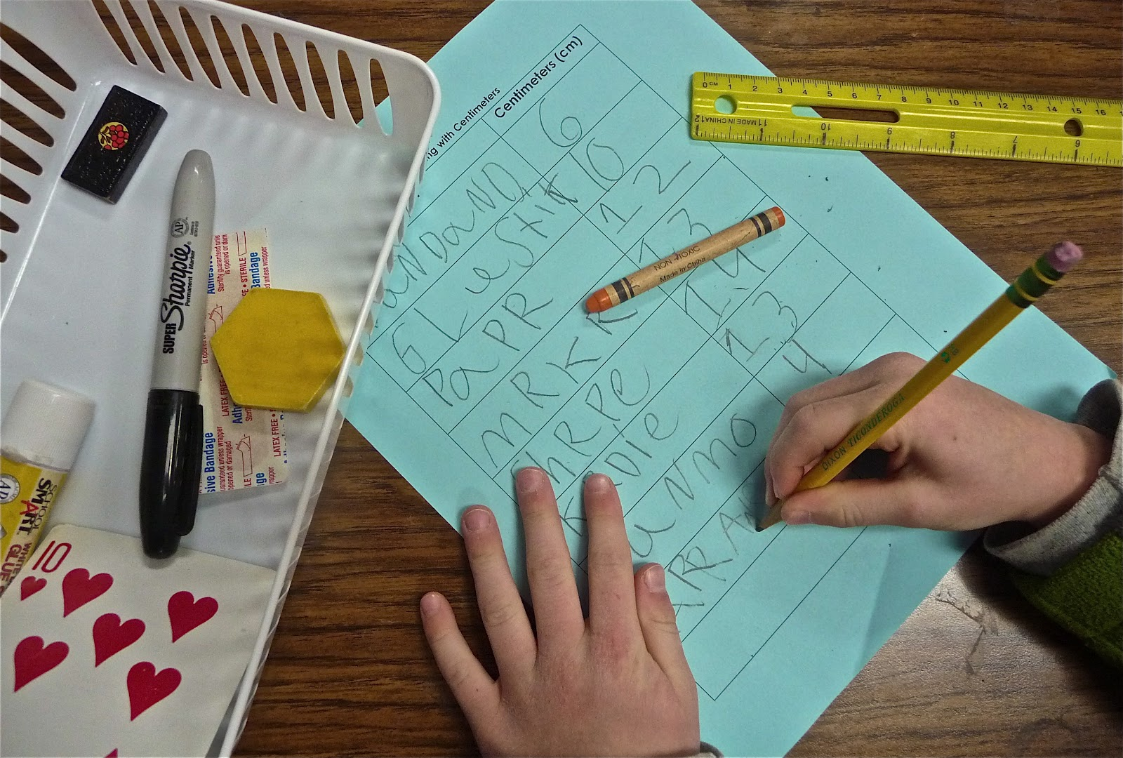 The Sweet Life Math Centers