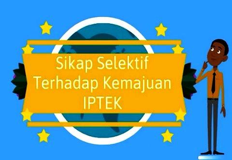 Perwujudan Sikap Tanggung Jawab dalam Pengembangan IPTEK