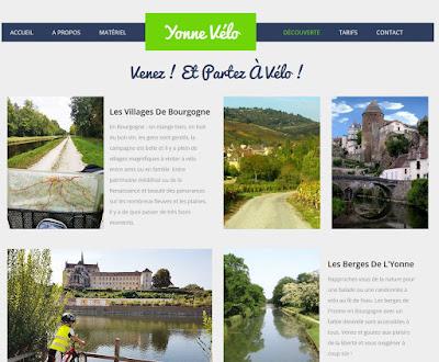 Location de vélo dans l'Yonne (89)