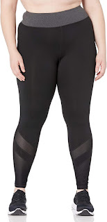 Plus-size yoga pants