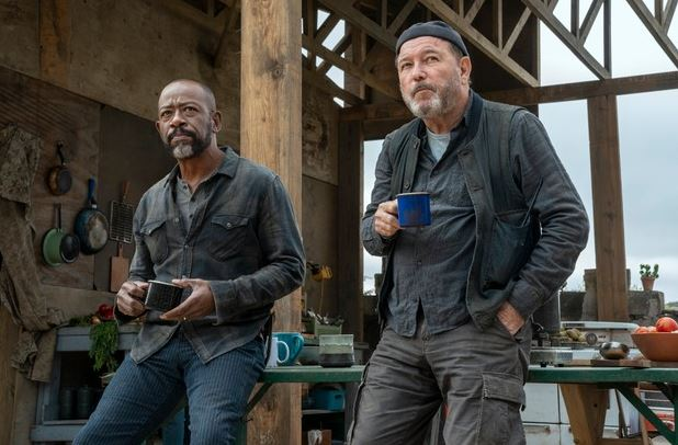 Fear the Walking Dead Season 6: Explanation of the end!