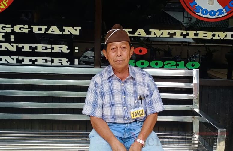 Dipecat Sepihak, Warga Veteran Tuntut Keadilan Sampai ke Polres