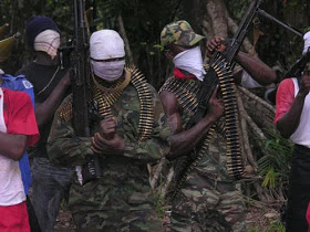 Niger Delta Avengers sends out strong warning to rival militant group, MEND