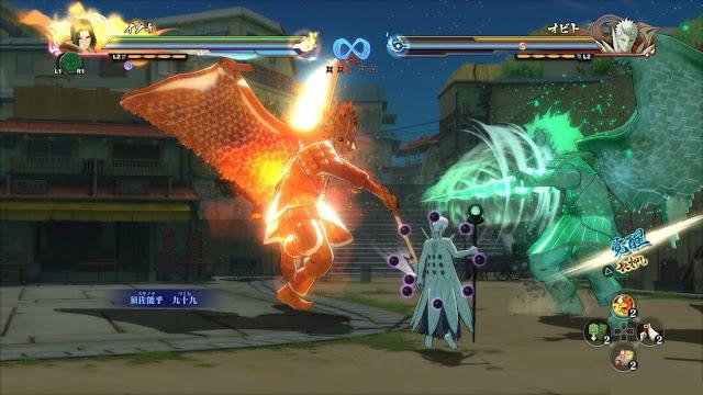 Imagem do Naruto Shippuden: Ultimate Ninja Storm 4