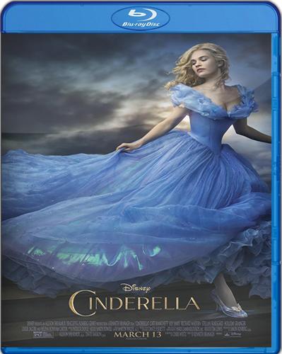 Cinderella [BD25] [2015] [Latino]