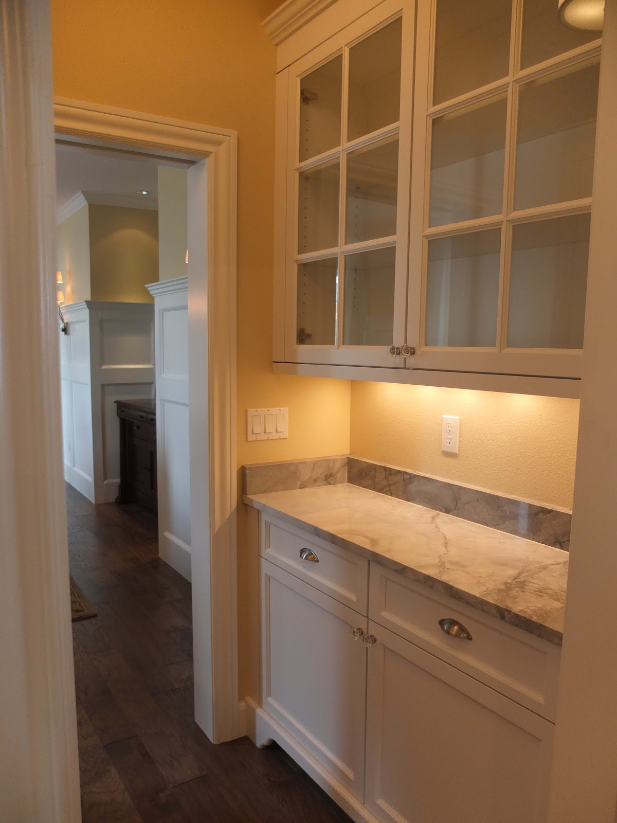 Antique Style New House At The Clark County Parade Of Homes