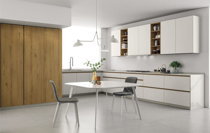 tavolo da cucina Doimo Cucine modello Aspen
