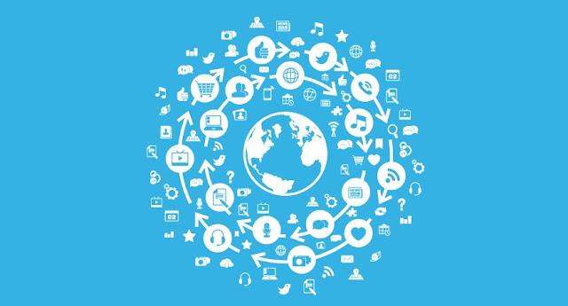 Global Social Media Statistics for 2017