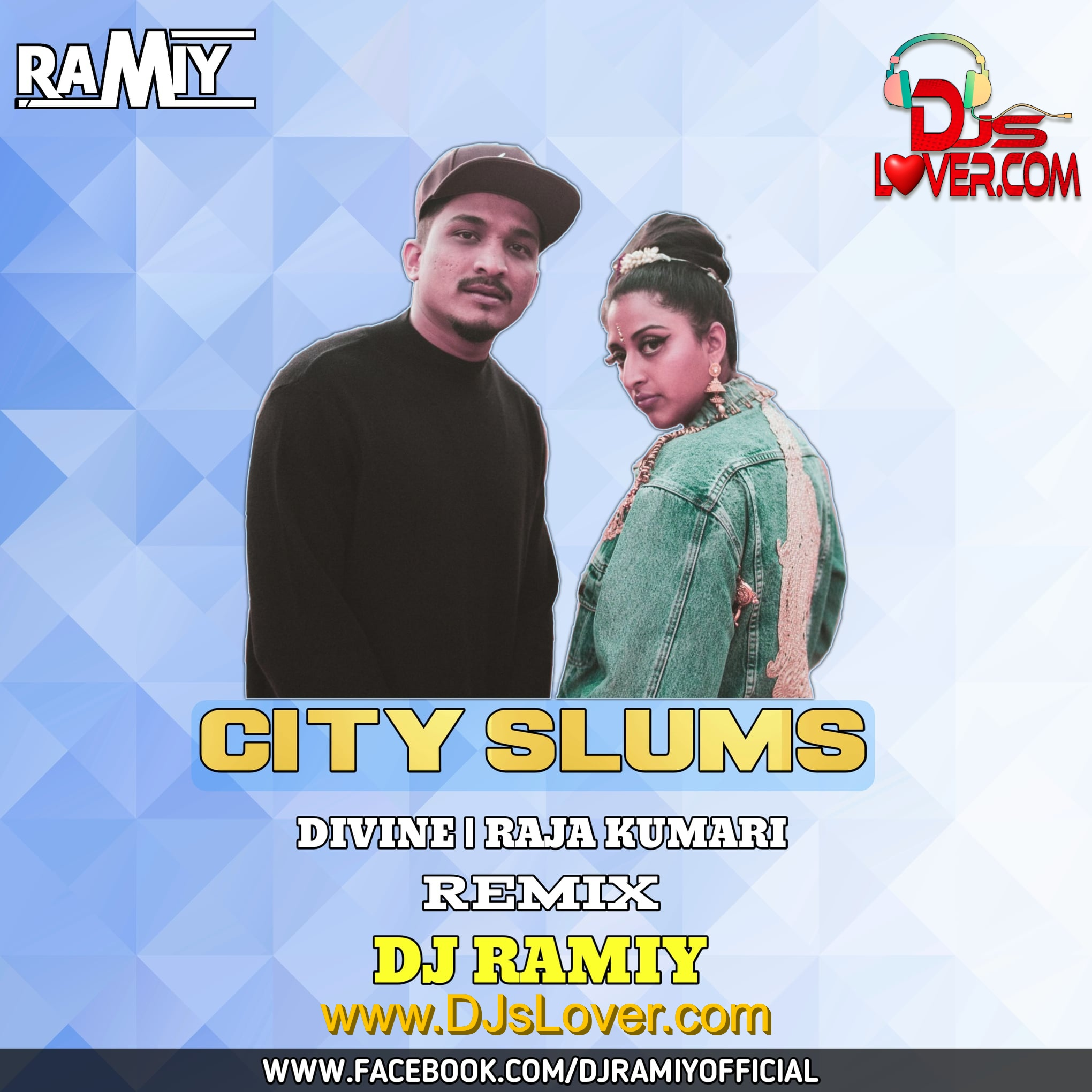 City Slums Divine Ft Raja Kumari Remix DJ Ramiy