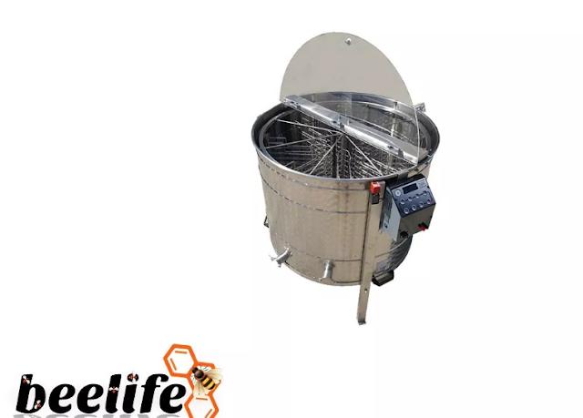 Ηλεκτρικός μελιτοεξαγωγέας 6 πλαισίων με 564.50€ από το beelife.gr