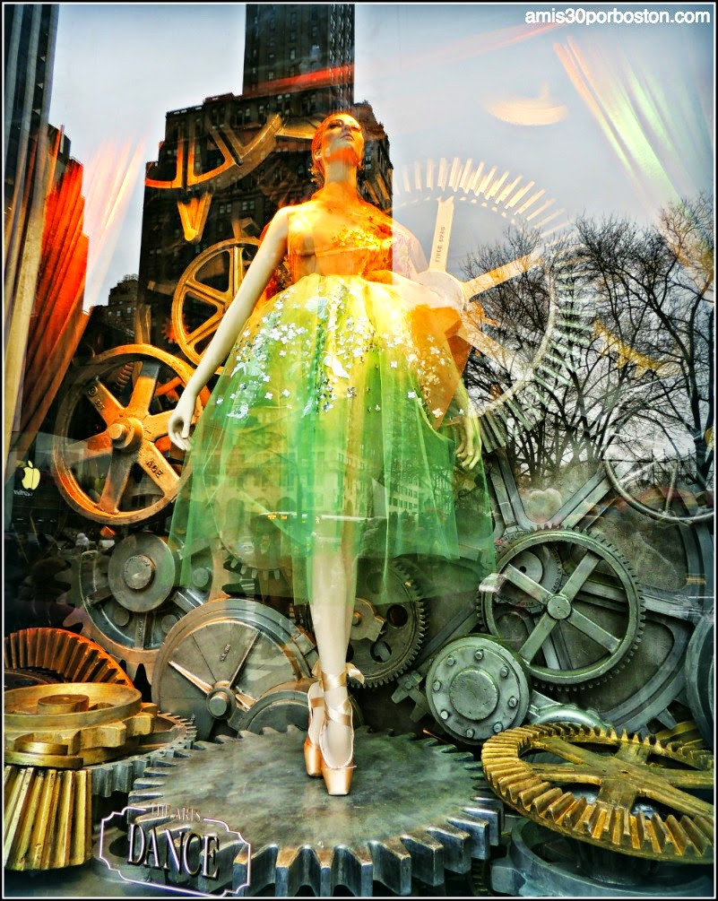 Bergdorf Goodman: Danza