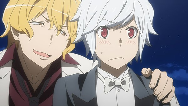 Danmachi Season 2 Episode 1
