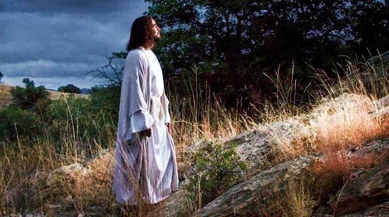 Jesus ora antes de escolher os doze apóstolos