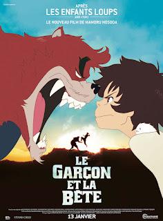 film animation enfant famille le garçon et la bete à voir top classement liste