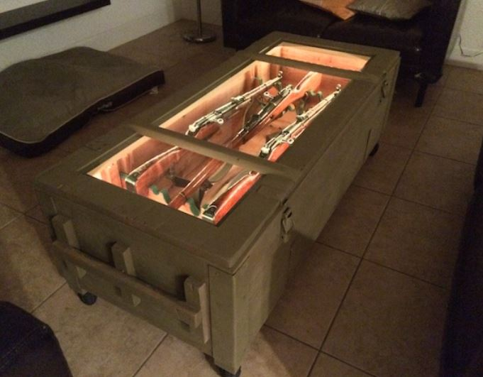 TINCANBANDIT39s Gunsmithing Repurposing GunAmmo Crates
