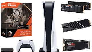 SSD terbaik untuk PS5