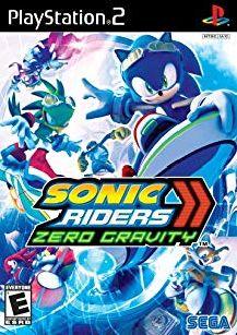 Sonic Riders Zero Gravity PS2 Torrent
