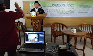Dewan Da'wah: Masa Depan Kejayaan Pendidikan Indonesia di Tangan Pesantren