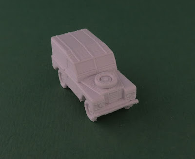 Series 3 Land Rover picture 2