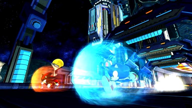 Generations 3ds Sonic C