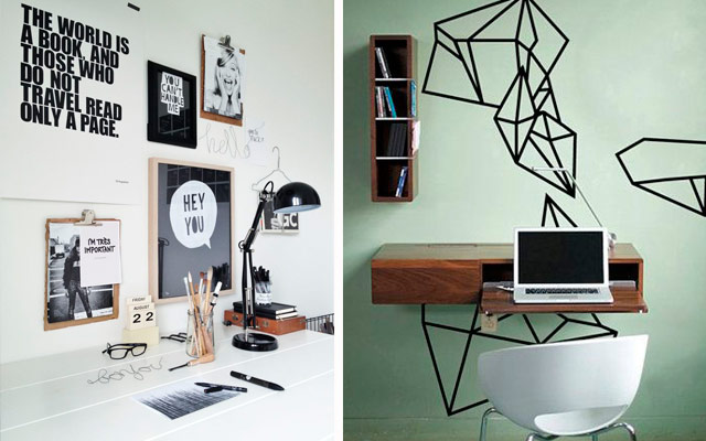 Marzua dise o gr fico en decoraci n for Diseno grafico interiores
