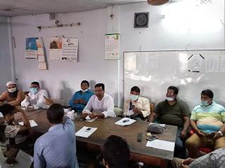 মোংলায় করোনা-আম্পান মোকাবেলায়  অর্ধ লক্ষাধিক পরিবারকে খাদ্য সহায়তা