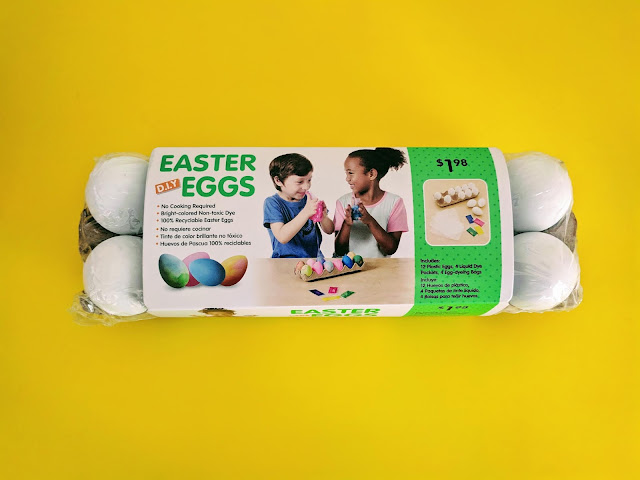 DIY Easter Eggs for decorating with kids