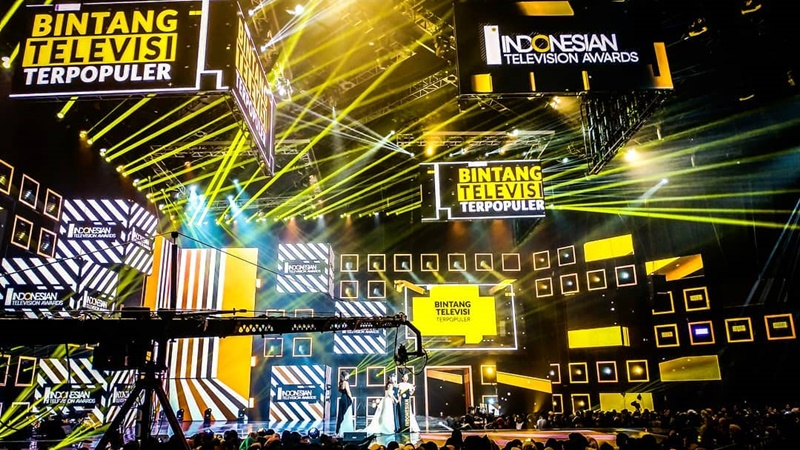 Indonesian television Awards 2019 - IGadhipohan