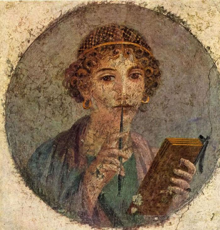 Женщины в живописи. От древности до нашего времени 3