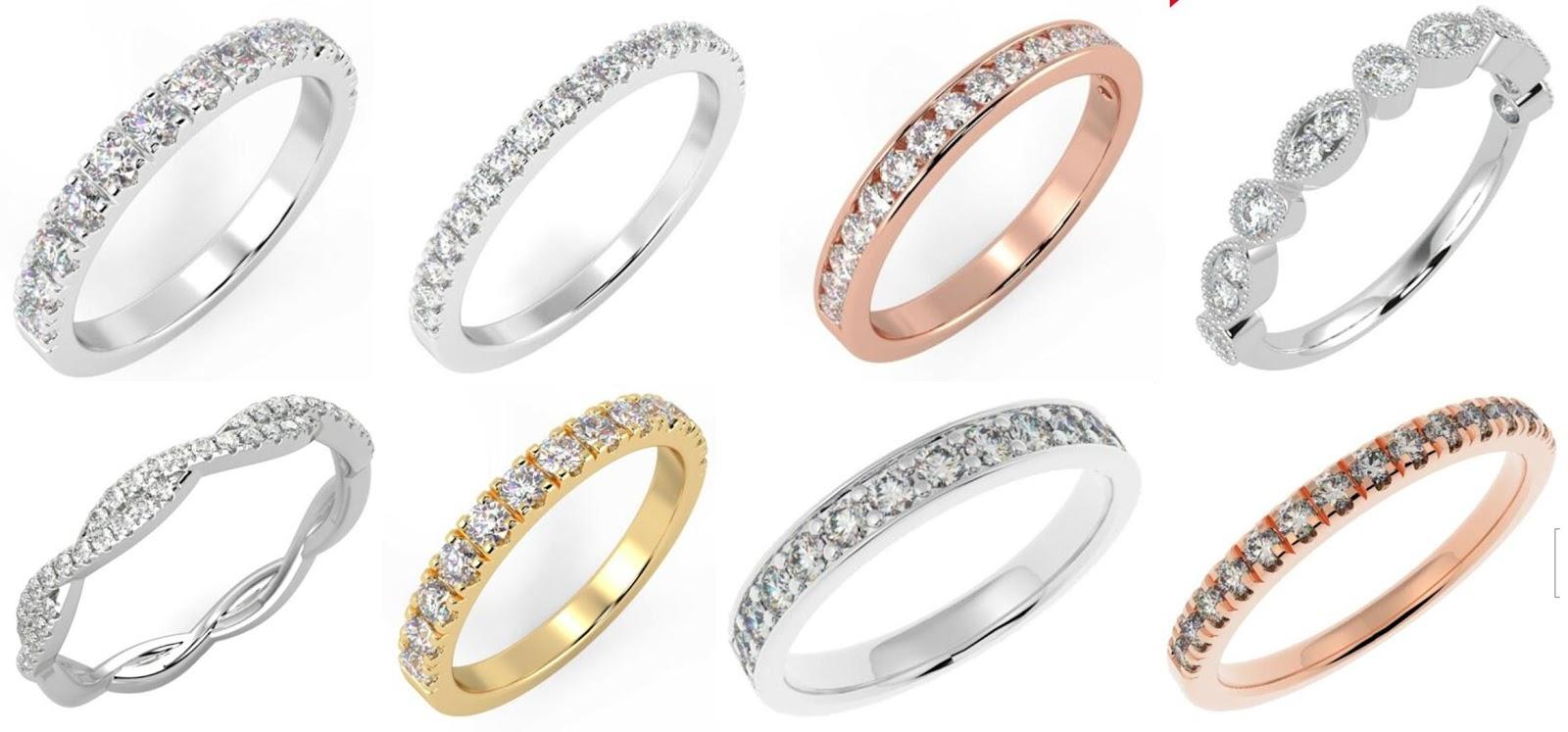 cheap wedding rings from eBay