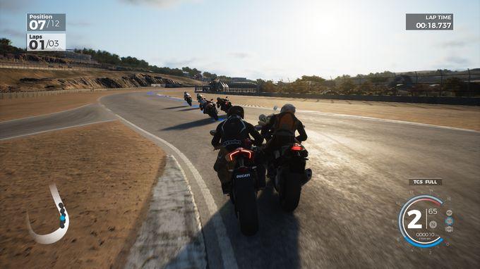 Đua xe Moto Trên PC RIDE 3 Crack Full