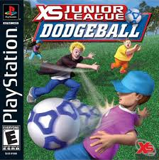 XS Junior League Dodgeball - PS1 - ISOs Download
