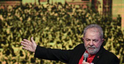 La CTA Autónoma repudia la condena a prisión infundada al ex presidente Luiz Ignacio Lula da Silva