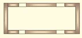 جدران قص من نوع القلب (الكور)Core type shear walls