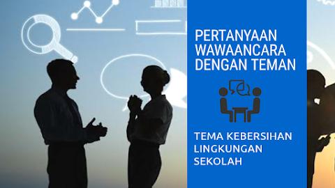 Wawancara Dengan Teman Tentang Kebersihan Bahasa Sunda