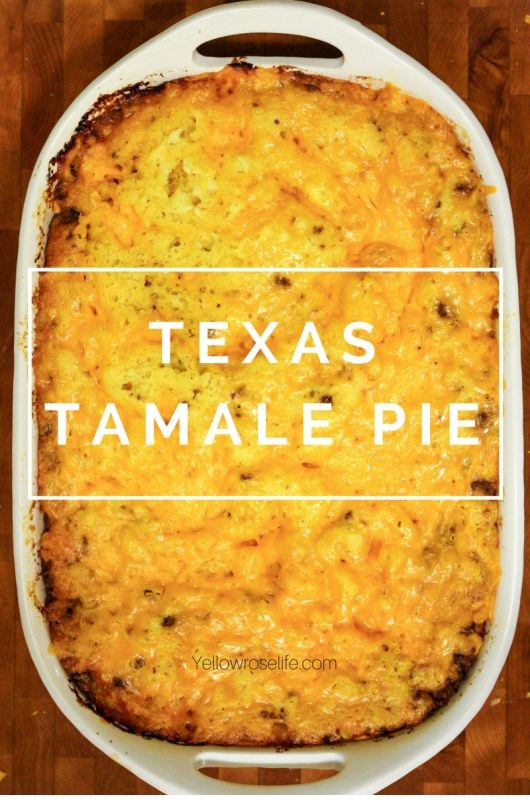 Texas Tamale Pie