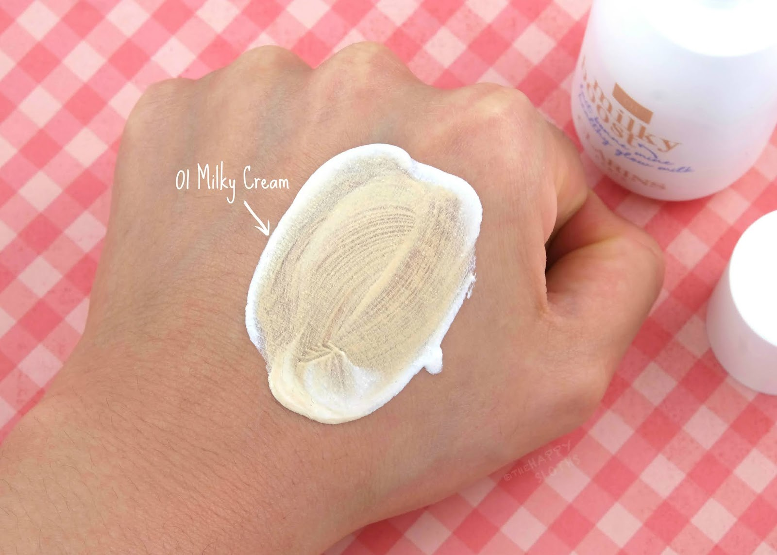 "Clarins | Milky Boost Foundation in ""01 Milky Boost"": Review and Swatches"