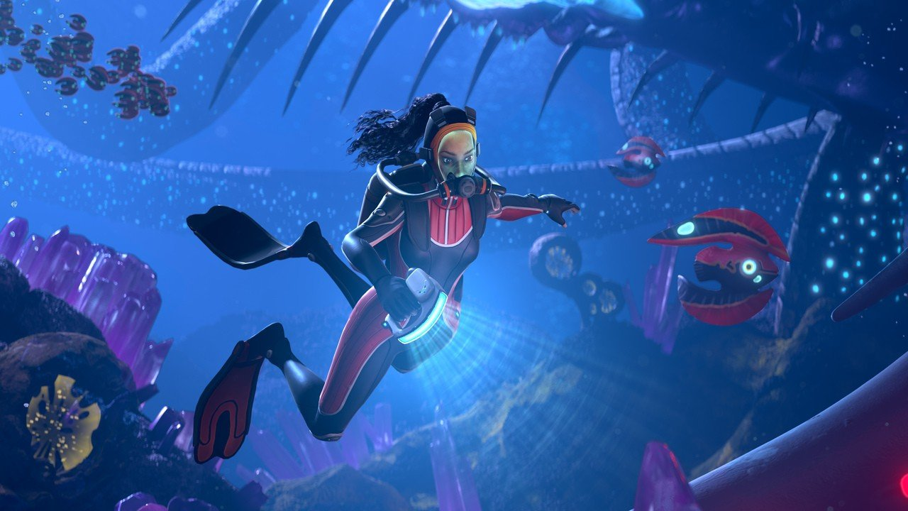 Subnautica: Below Zero - All Shrimp Outfit Upgrades and Materials Needed