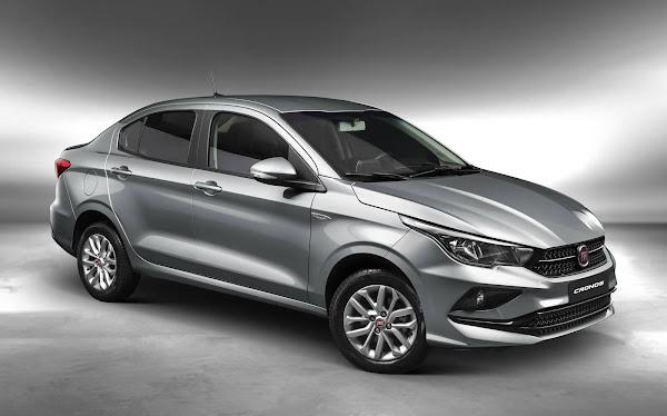Fiat Cronos Drive 1.3 2021