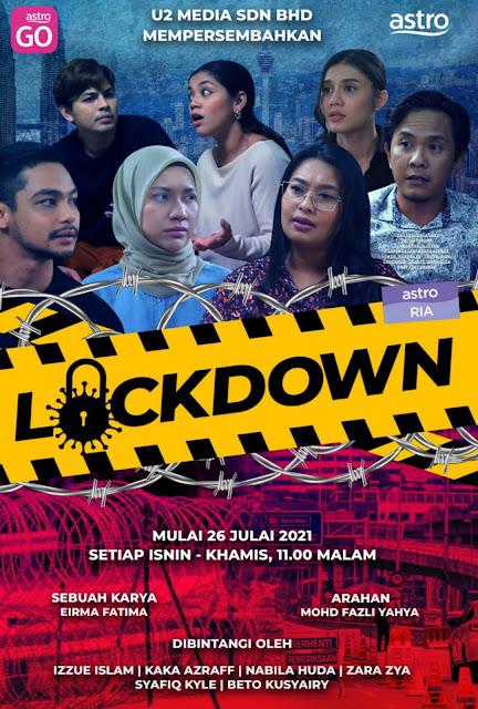 drama lockdown astro ria