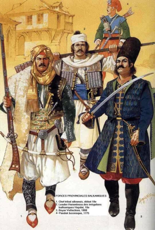 Kabinettskriege: The Ottoman Empire in the Kabinettskriege ... The Ottoman Empire Janissaries