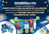 Logo Concorso ''Durex Capodanno'' vinci voucher Volagratis da 1.000€