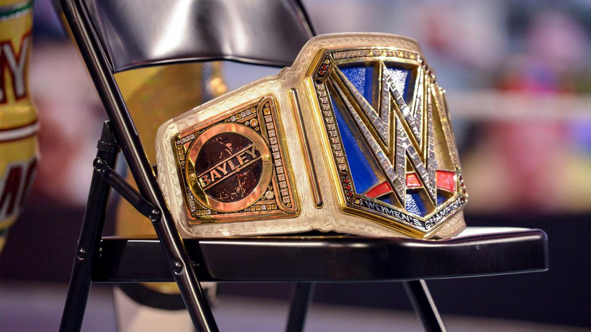 SmackDown Women's Championship at WWE Clash of Champions 2020