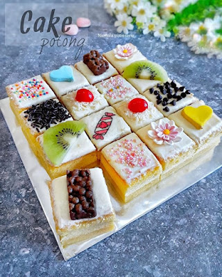 Resep Sponge Cake Spesial Ala Yudistira Nirmala