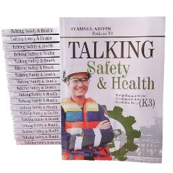 Buku saya, Talking Safety & Health