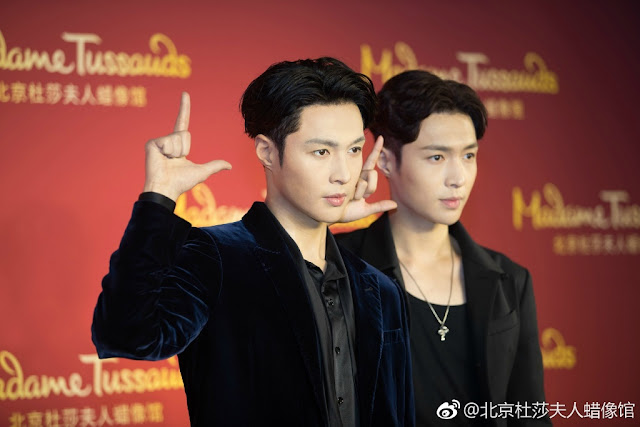 Lay Wax Figure