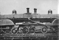 Image of Hull Paragon crash from www.railwaysarchive.co.uk
